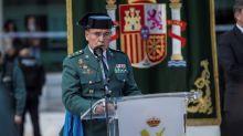 Interior cesa al coronel Pérez de los Cobos como jefe de la Guardia Civil en Madrid