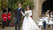 Princess Eugenie releases never-before-seen wedding snap