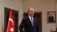 Defence minister says Turkey, U.S. to overcome F-35 problem