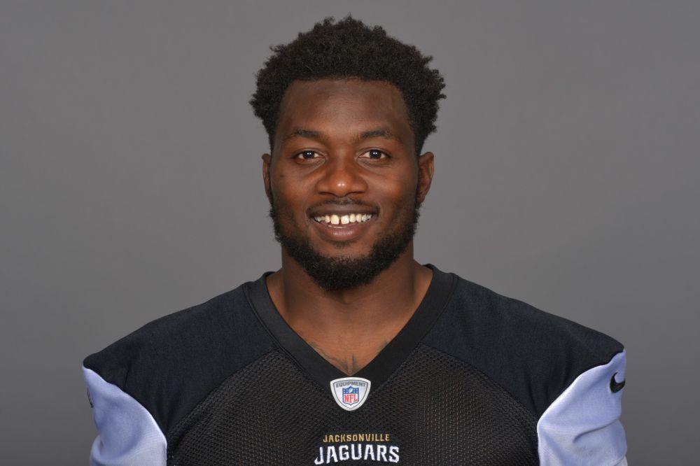 Not smiling now: Jacksonville DE Dante Fowler Jr. was arrested Tuesday night. (AP)