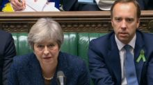 MPs have a duty to pass Theresa May's Brexit deal, says Hancock