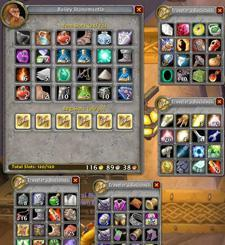 The Daily Grind: Are you an in-game pack rat?