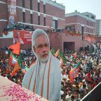 India election results: Narendra Modi re-elected in 'absolutely stunning' landslide victory