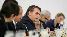 Bolsonaro says claims of hunger in Brazil 'a big lie'