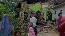 Indonesia's Java hit by magnitude 5.9 quake, seven killed