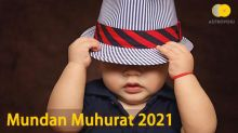 Mundan Muhurat 2021