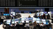Ações europeias fecham em queda após BCE manter política monetária sem anunciar novos estímulos