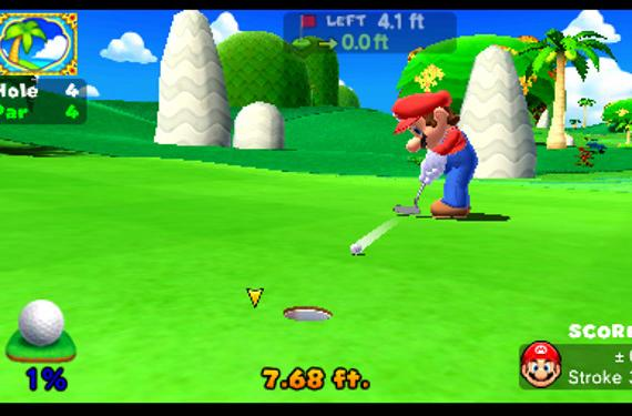 Mario Golf: World Tour review: In the rough