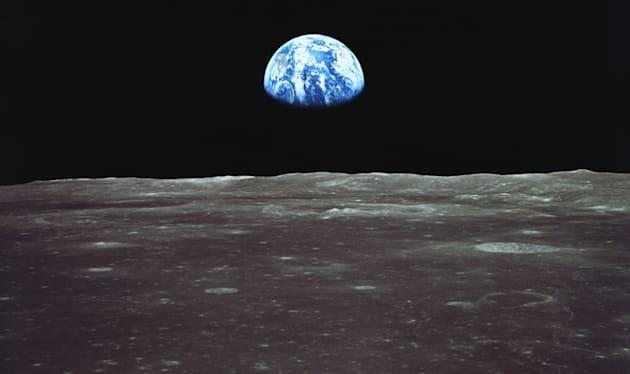 The FAA lets companies stake a claim to landing spots on the moon
