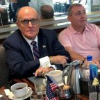 Private Instagram account of indicted Giuliani associate shows Trump letter thanking him for friendship