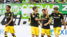 Dortmund outclass Wolfsburg as Dembele sits out