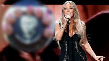 Hilarious Mariah Carey birthday cake blunder