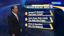 Humid weather to continue in NH
