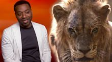 Chiwetel Ejiofor and Jon Favreau talk Scar and why James Earl Jones was the only returning 'Lion King' star (exclusive)