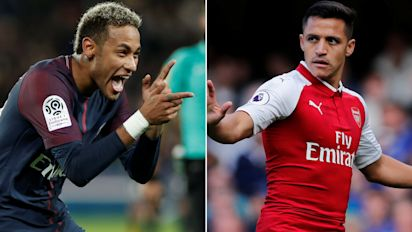 Gossip: Alexis to Man Utd, Neymar forcing out PSG ace