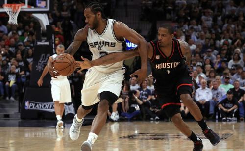 Previa San Antonio Spurs Vs Houston Rockets - Pronóstico de apuestas Playoffs NBA