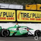 IndyCar St. Pete: Herta leads Dixon in raceday warm-up