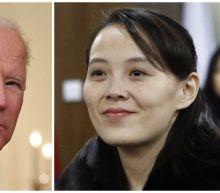Kim Yo Jong Overtakes Putin as Biden's Most Outspoken Foe