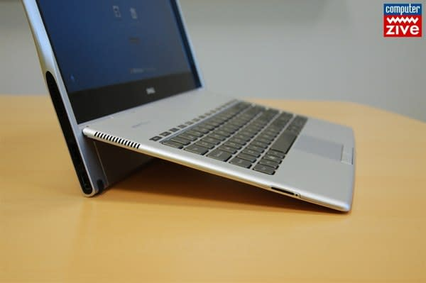 Dell's Adamo 'crazyhinge' XPS demonstrated on video