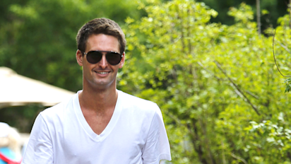 Snap's Spiegel likely highest paid U.S. CEO