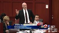 Zimmerman trial Judge to West: Do not continue to argue with the court