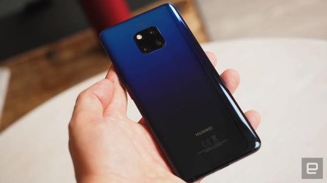 Huawei ships record 200 million phones in 2018 despite controversies