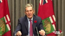 Coronavirus: Pallister says 'COVID is beating us' after some Manitobans 'lost their way'