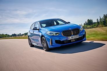 BMW正2021年式全車系揭幕!創新智慧科技、48V高效複合動力導入