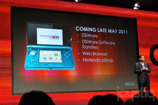 3DS Virtual Console getting Game Gear and TurboGraphx-16 games, coming late May