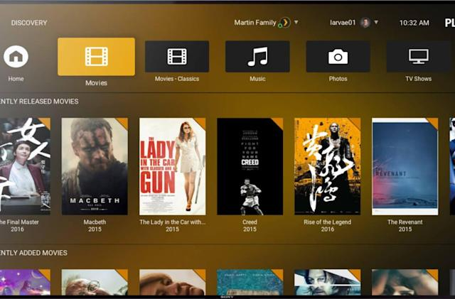 Plex for Kodi is now free for everyone