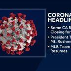 Coronavirus headlines: July 3, 2020