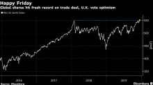 Christmas Comes Early for Markets as Key Risks Get Taken Out