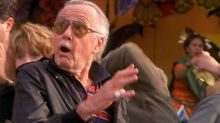 Stan Lee picks the 3 Marvel superheroes he'd have dinner with