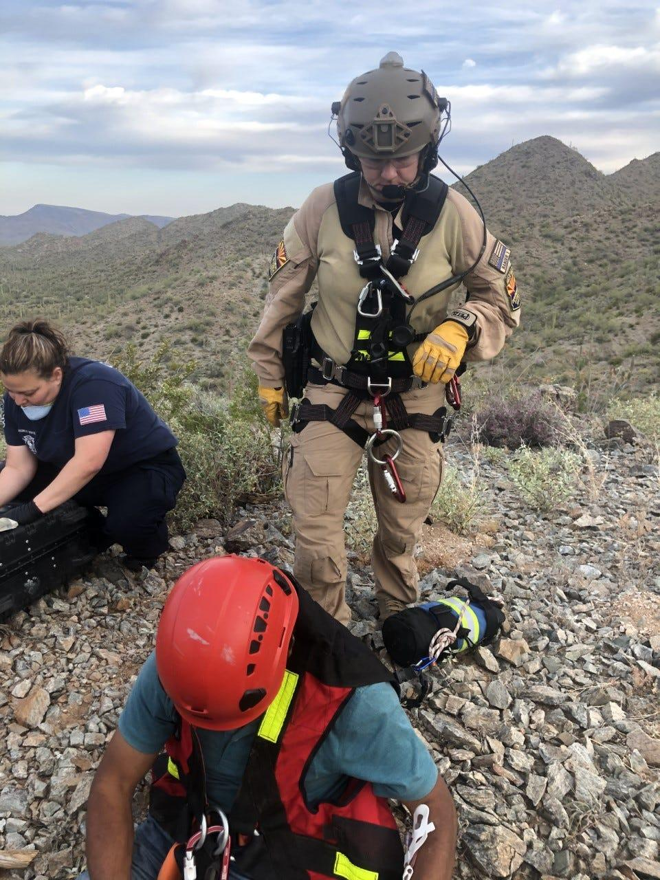 Migrant rescues in Arizona desert exceed 2019 complete regardless of COVID-19 pandemic