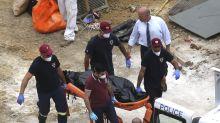 Sacan tercer cadáver de lago de Chipre