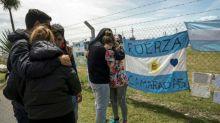 Lanzan colecta para contratar una empresa que busque al submarino argentino