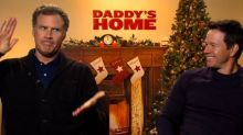 The Stars of 'Daddy's Home' Have Very Different Approaches to Disciplining Their Kids