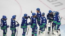 Demko perfect as Canucks blank Golden Knights 4-0; Vancouver ties series 3-3