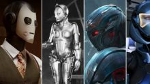 7 TV, movie and gaming robots that people definitely fancy