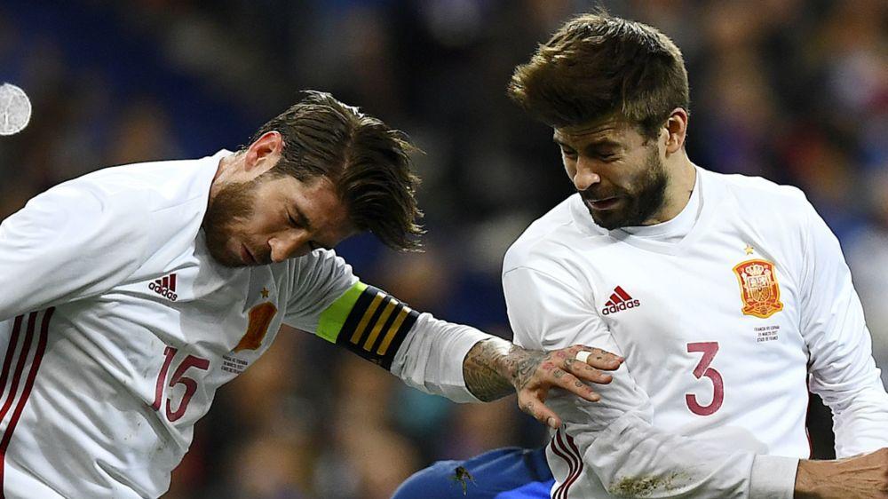 Sergio Ramos reagiert auf Gerard Piques Kritik an Real