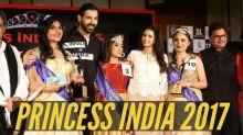 Bollywood STUD John Abraham At Princess India 2017 | Unique Beauty Contest