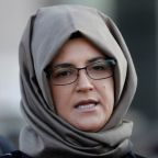 Khashoggi's fiancee criticises lack of action against Saudi crown prince