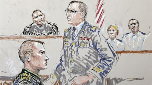 U.S. soldier convicted of killing Afghans for sport