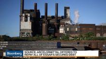 ArcelorMittal Is Said to Boost Essar Steel Bid