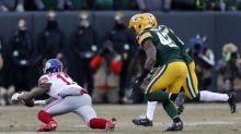 This is no party: Giants receivers had four crucial drops in first quarter against Packers