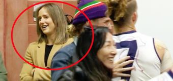 Ellyse Perry photo sparks rumours of AFL romance
