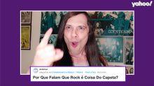 Rock é 'coisa do capeta'? Thiê Rock, da Lion Heart, responde perguntas do Yahoo Respostas