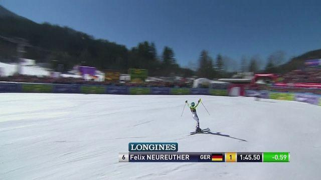 Neureuther wins in Slovenia