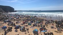 Dispatch: Is Cornwall really 'like Benidorm on steroids' this weekend?