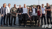 Fate of the Furious tops global box office records as space trip tipped for Furious 9